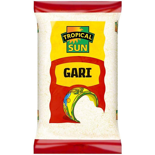 Tropical Sun White Gari - 1.5kg