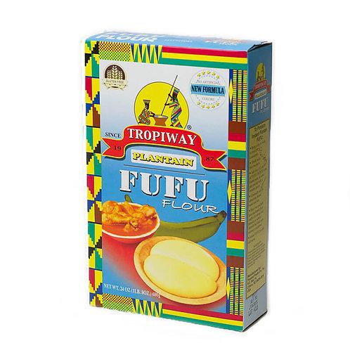 Tropiway Plantain Fufu Flour - 700g