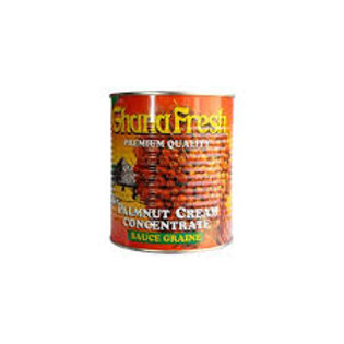 Ghana Fresh Palmnut Cream concentrate - 800g
