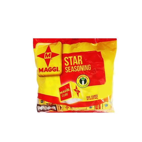 Maggi Star Seasoning Cubes (100cubes x 4g) - 400g