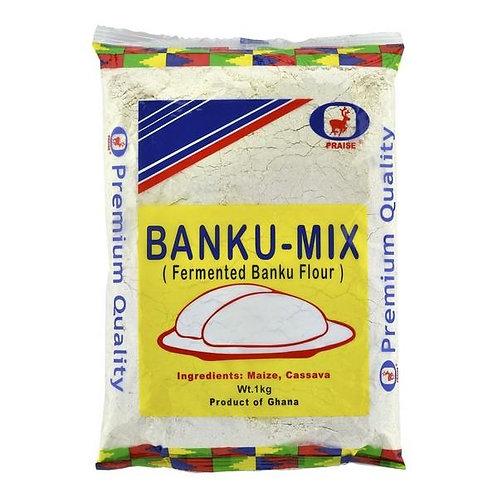 Praise Banku Mix - 1kg