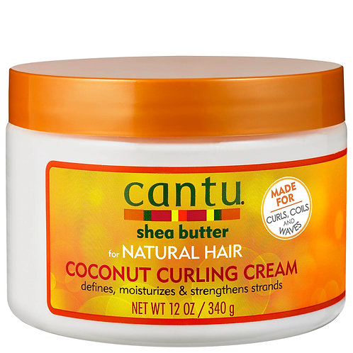 Cantu for Natural Hair Leave-In Conditioning Cream (12 oz.)