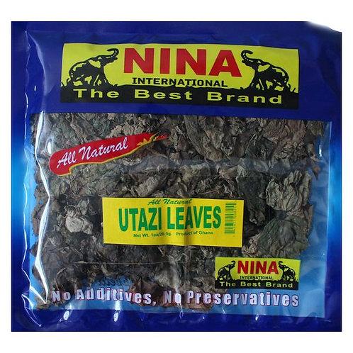 Dried Utazi Leaves - 28.5g