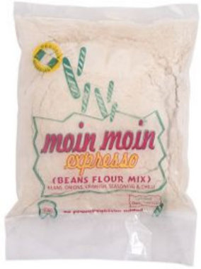Beans Flour Mix (Moin Moin Expresso) - 1kg