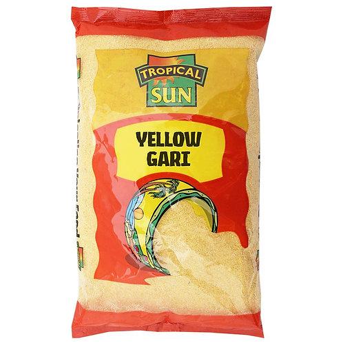 Tropical Sun Yellow Gari - 1.5kg