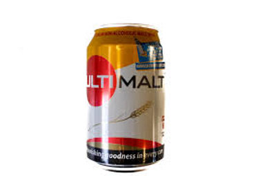 Ultimalt Non-Alcoholic malt drink 330ml