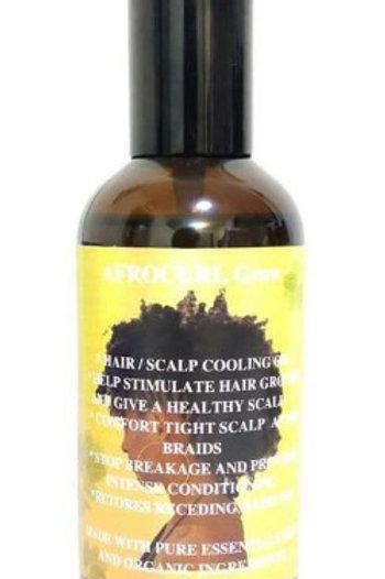AFROCURL GROW Hair Oil - 100ml