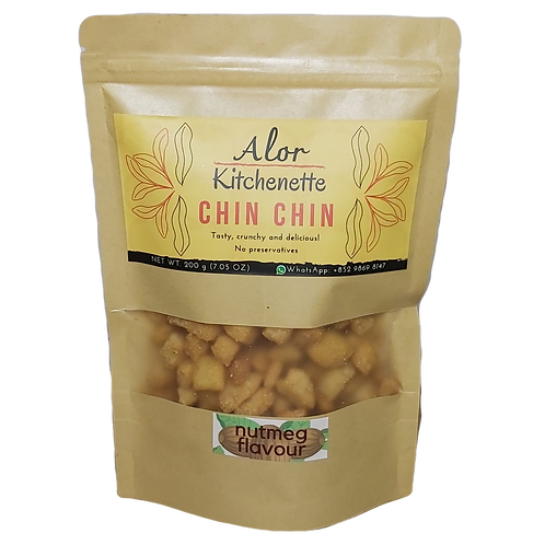 Alor Kitchenette Chinchin (Nutmeg) - 200g