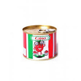 Gino Tomato Paste (Canned) - 70g