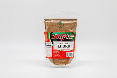 Ground Ehuru (Calabash Nutmeg) - 8oz/220g