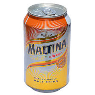 Maltina Non-Alcoholic malt drink 330ml