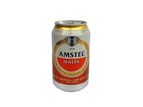 Amstel Malta Non-Alcoholic malt drink  33cl