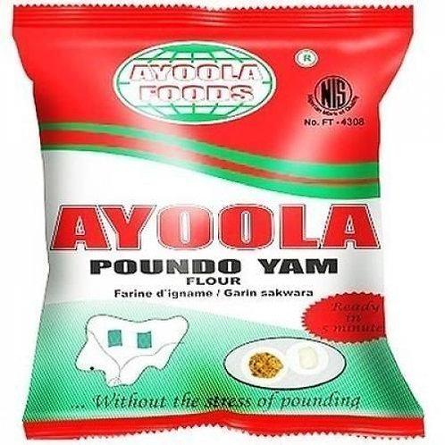 Ayoola Poundo Yam - 1.8kg