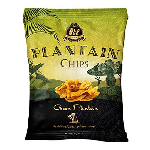 Olu Olu Plantain Chips - Green - 60g