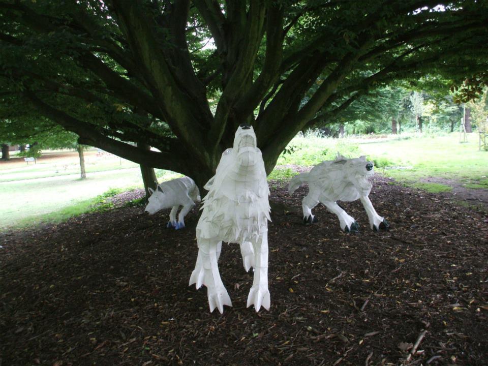 Hornbeam   In time of Wolves