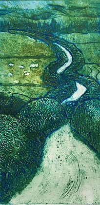The Winding Road 11 (collagraph).jpg