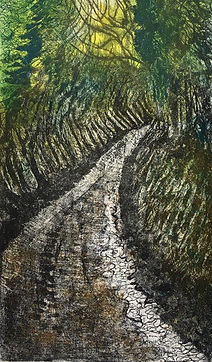 Up the Track (etching).jpg