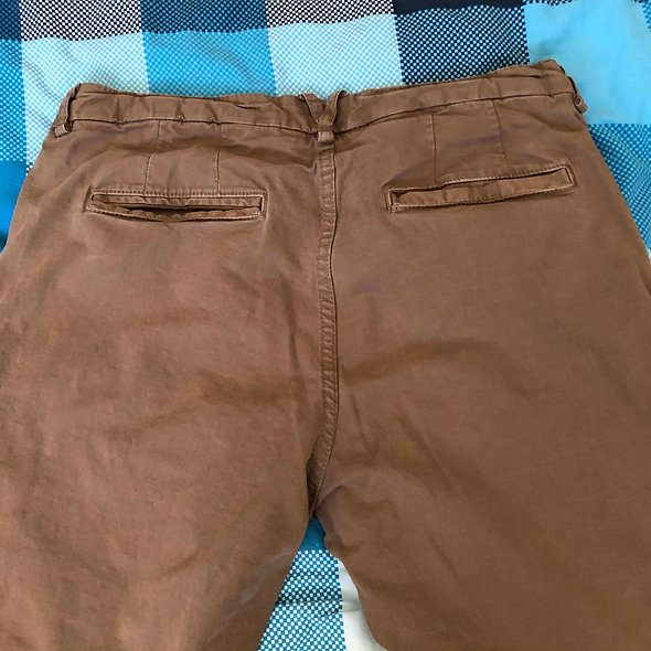 Pantalon Chino Only & Sons 31/32 Vert kaki