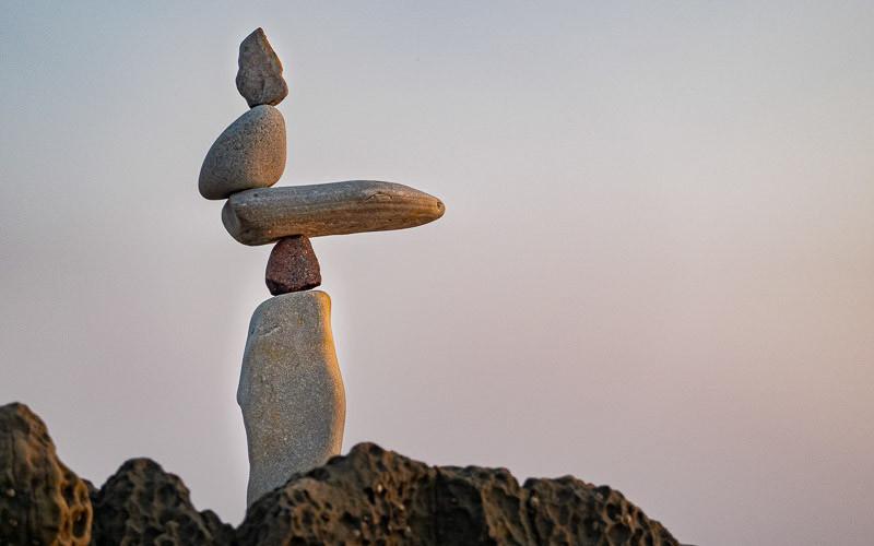 Sandstone Standing