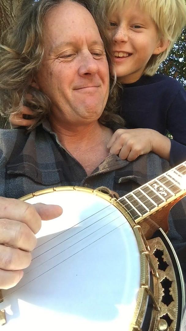 Great grandpa's banjo