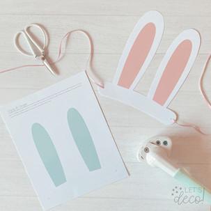 Orejas de Conejo 🐰