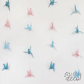 ¿Conoces la historia de las mil grullas de papel? ⛩