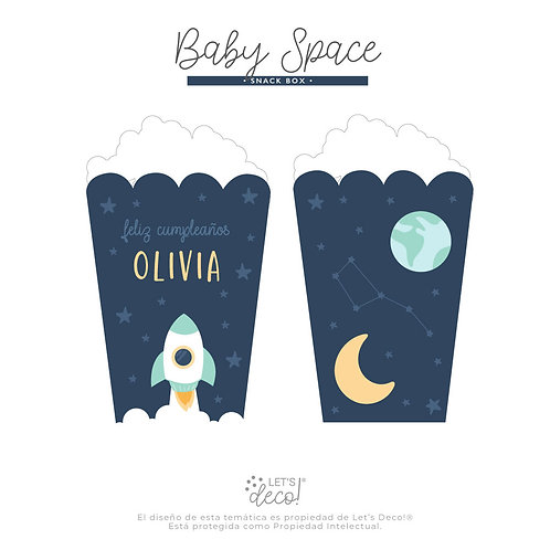 Baby Space • Snack Box