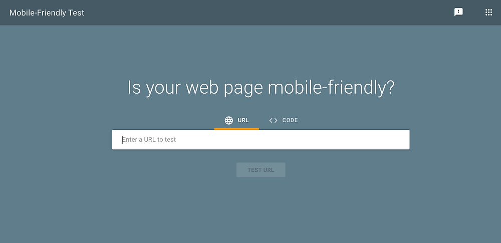 Tool Google Made To Test Mobile Usability