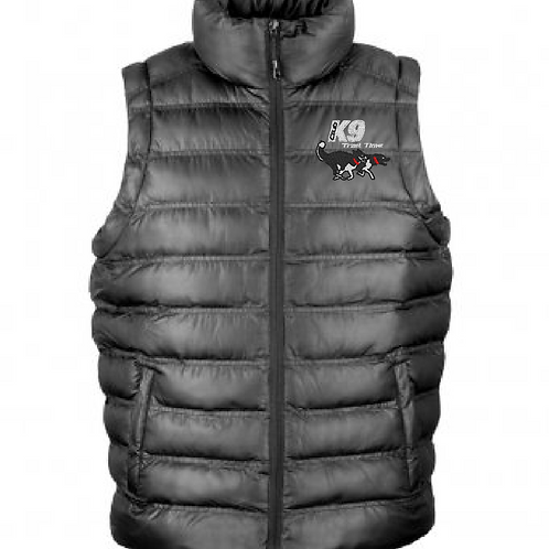 K9 Trail Time Club - R193M Unisex Puffa Bodywarmer