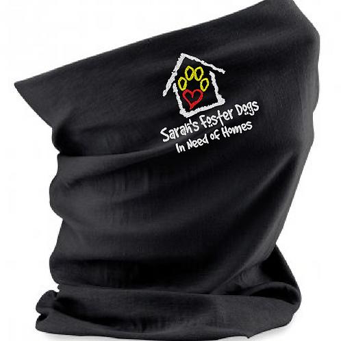 Sarah's Foster Dogs - Morf - SFD Logo B904