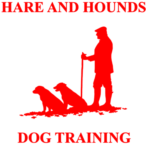 Hare and Hounds Dog Training - Vinyl Decals