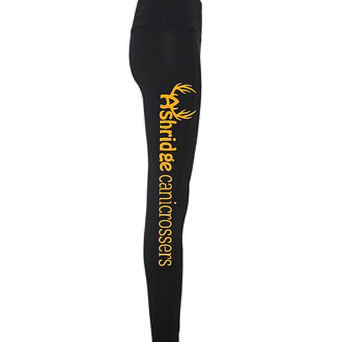 Ashridge Canicrossers - TR031 Ladies Performance Leggings