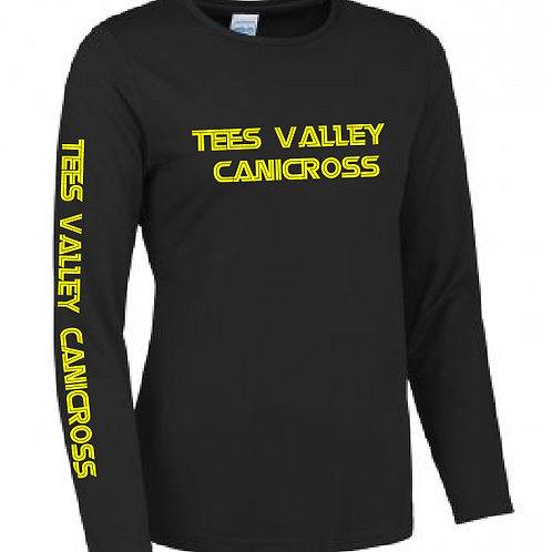 Tees Valley Canicross - JC012 Ladies Performance Shirt
