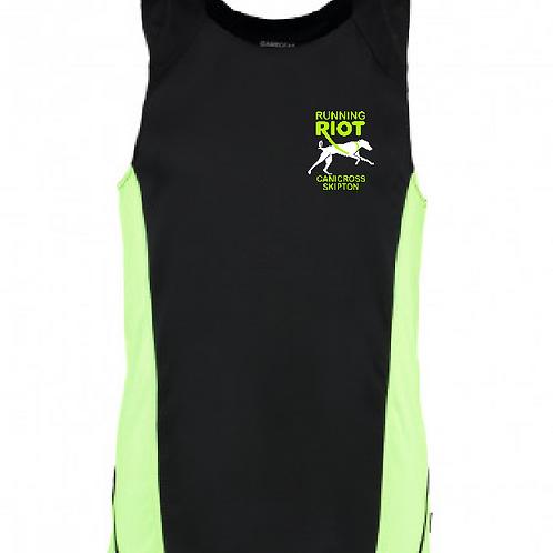 Running Riot - KK973 Unisex Performance Vest