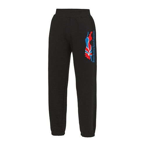 BSSF - JH072J Kids Cuffed Jog Pants