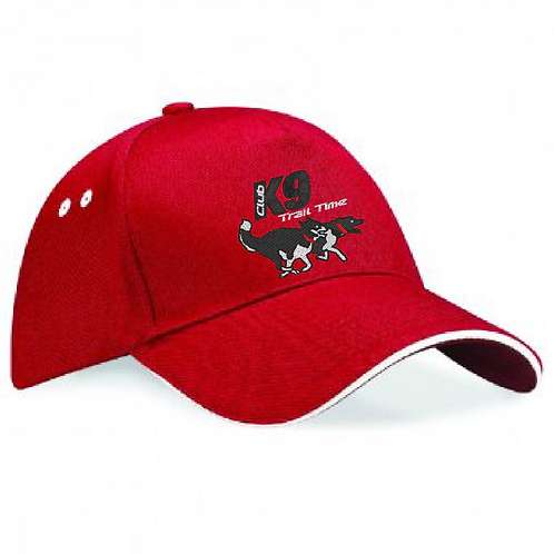K9 Trail Time Club - Baseball Cap BB15C
