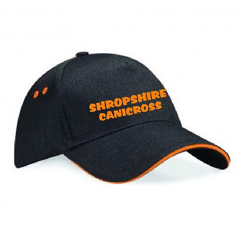 Shropshire Canicross - BB15C Baseball Cap