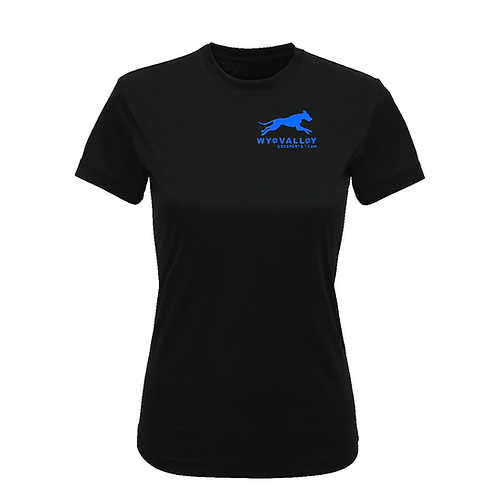 Wye Valley Dogsports Team - TR020 Ladies Performance Shirt