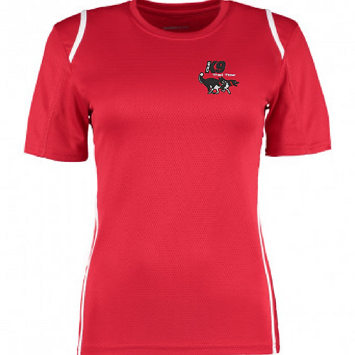 Team K9 Trail Time - KK966 Ladies Performance Shirt