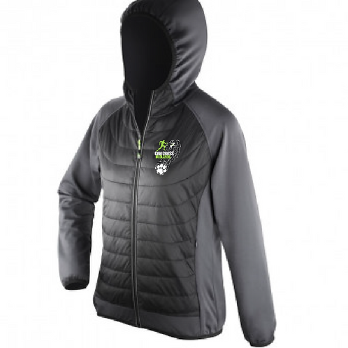 Canicross Midlands - R268F Ladies Performance Shell/Puffa Jacket