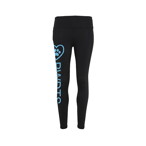 PWDTS - TR031 Ladies Performance Leggings