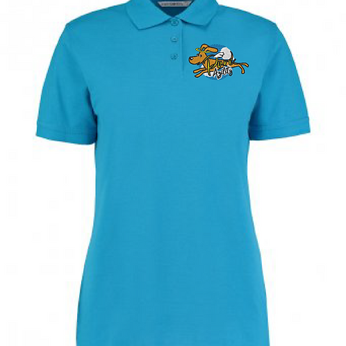 Pure Agility - K703 Ladies Polo Shirt
