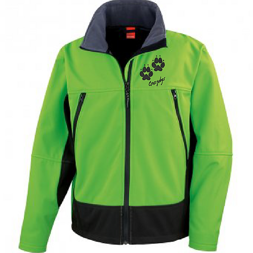 R120 Unisex Soft Shell Jacket - 4Paws