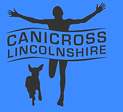 Canicross Lincolnshire GREY on Sapp Logo