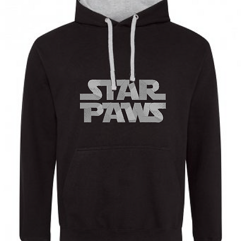 STAR PAWS - JH003 2Tone Hoodie