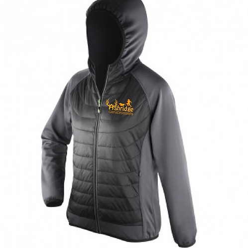Ashridge Canicrossers - R268F Ladies Performance Shell/Puffa Jacket