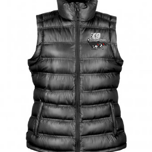 Team K9 Trail Time - R193F Ladies Puffa Bodywarmer