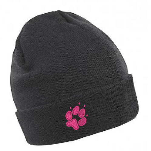 Crazydogs  - 1 Paw - RC133 Thinsulate Beanie