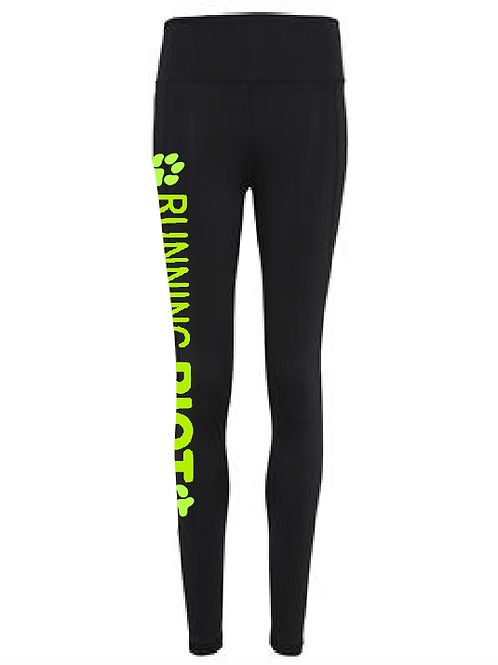 Running Riot - TR031 Ladies Performance Leggings