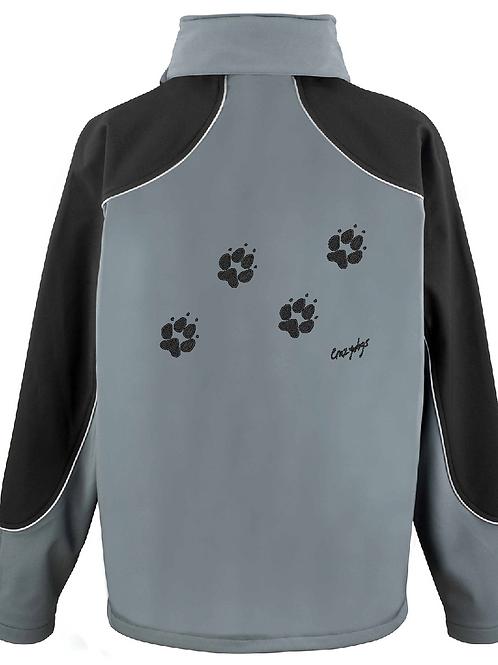 R118 Unisex Soft Shell Jacket - 4 Paws